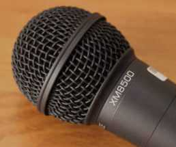 Behringer XM8500 Best Cheap Microphone For Singing